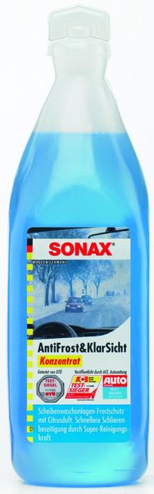 ( 4,00 EUR pro Liter) SONAX Antifrost & Klarsicht Konzentrat 250ml