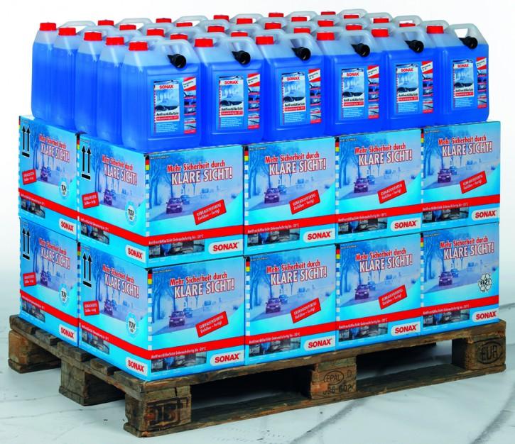 ( 1,66 EUR pro Liter) BIG DEAL ANGEBOT! SONAX Antifrost & Klarsicht Gebrauchsfertig bis -20°C 96X5L