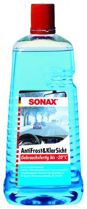 ( 3,25 EUR pro Liter) SONAX Antifrost & Klarsicht Gebrauchsfertig bis -20°C 2 Liter