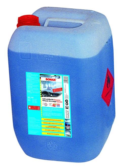 ( 2,44 EUR pro Liter) SONAX Antifrost & Klarsicht Konzentrat 25 Liter