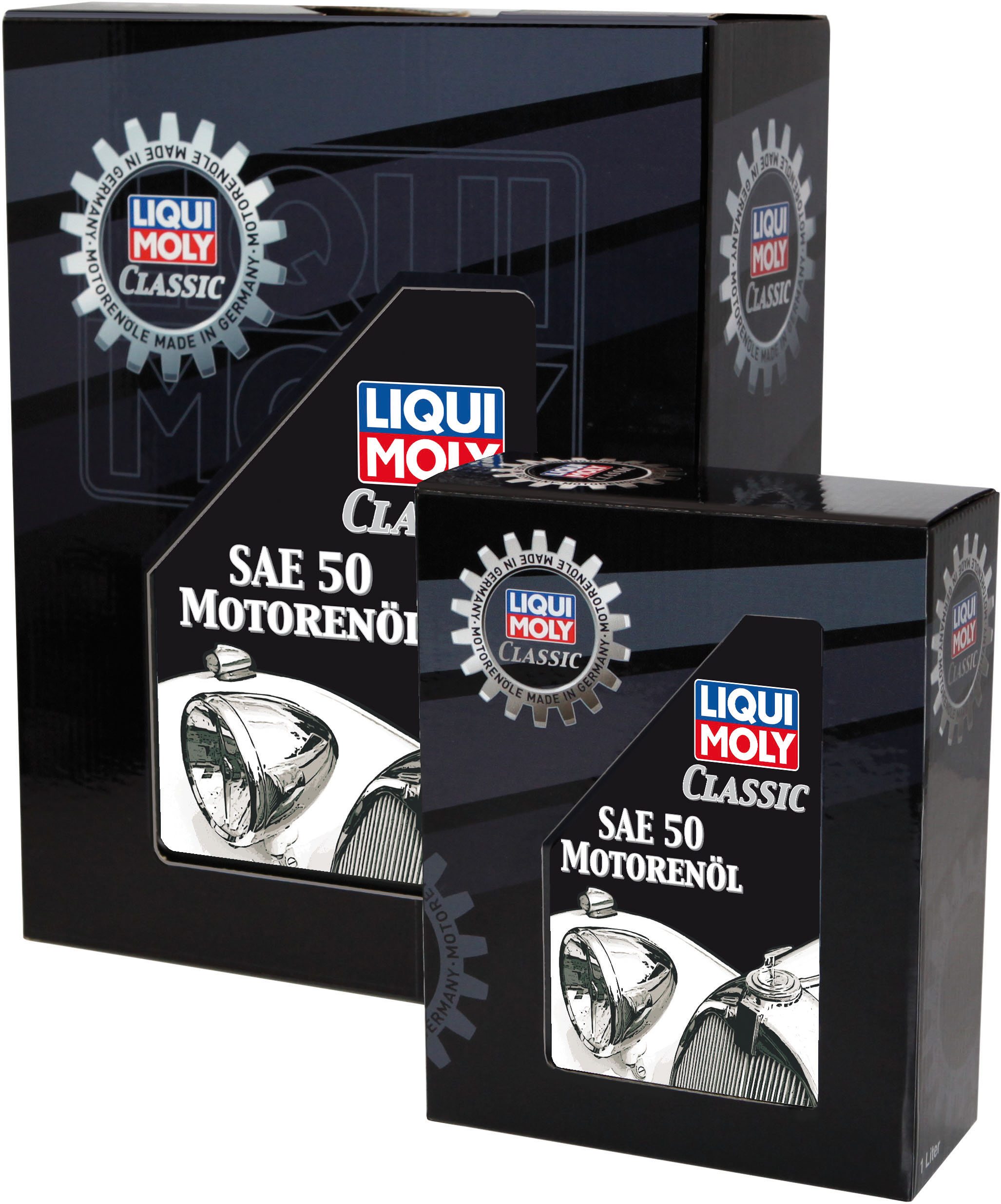 motoroel king liqui moly classic liqui moly motor l sae 50. Black Bedroom Furniture Sets. Home Design Ideas