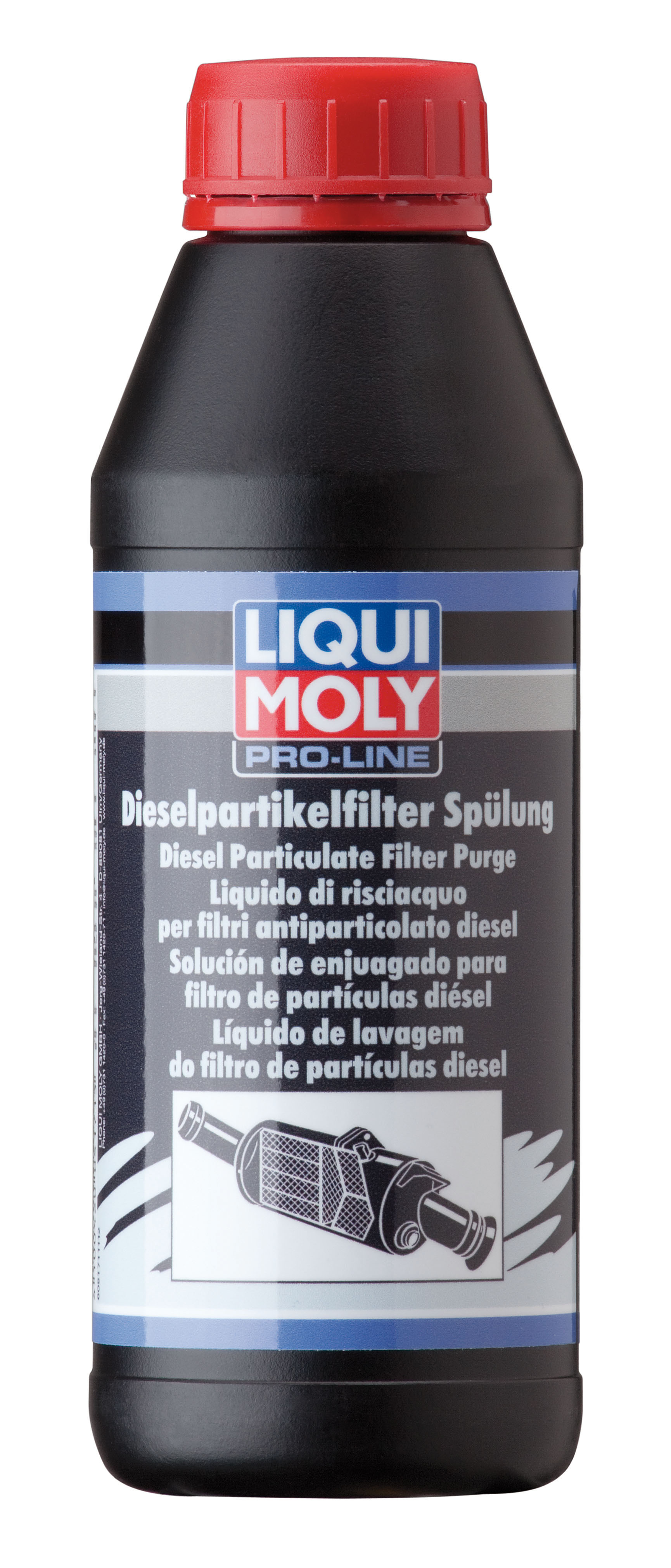 motoroel king liqui moly pro line diesel partikelfilter sp lung 500ml. Black Bedroom Furniture Sets. Home Design Ideas
