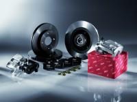 TRW Bremsen-Set Vorne