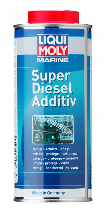 Marine Super Diesel Additive Liqui Moly