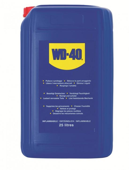 WD-40 Multifunktionsöl 25 Liter