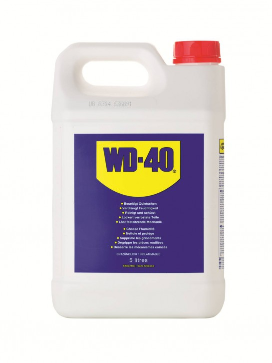 WD-40 Multifunktionsöl 5 Liter