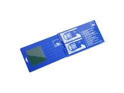 ATE Testkarte für magnetische Sensorräder