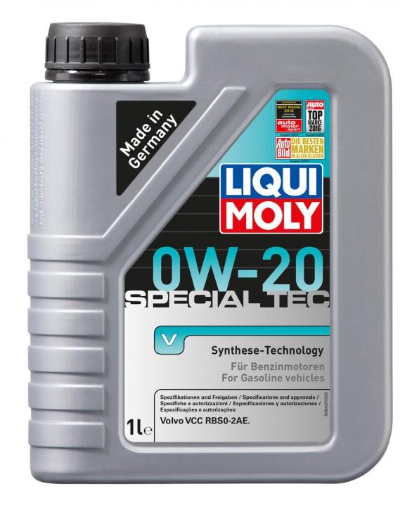 Special Tec V 0W-20 Liqui Moly