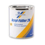 Acryl-Füller 2K Grau Cartechnic