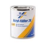 Acryl-Füller 2K Anthrazit Cartechnic