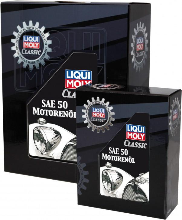 Classic Liqui Moly Motoröl SAE 50
