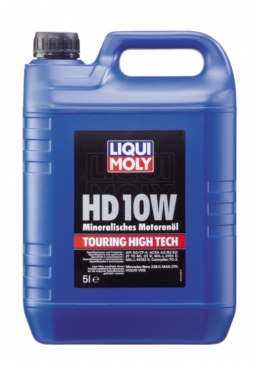 HD 10W TOURING HIGH TECH LIQUI MOLY
