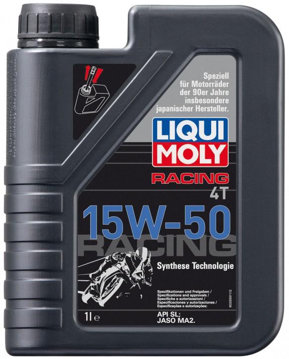 15 W-50 Motorbike 4T Street Liqui Moly