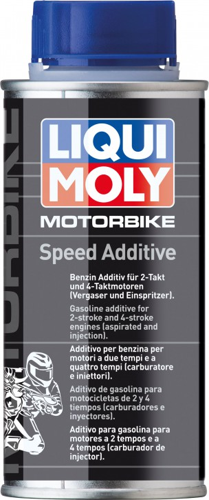 Motorbike Speed Additiv Liqui Moly 150 ml