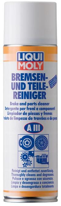 BREMSEN & TEILEREINIGER A III LIQUI MOLY 500 ml