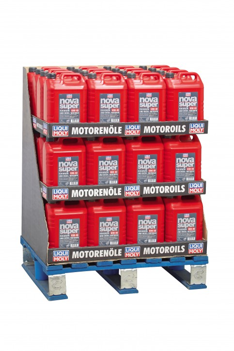 Nova Super 10 W-40 (7351) Liqui Moly 240 l Display 48/5l