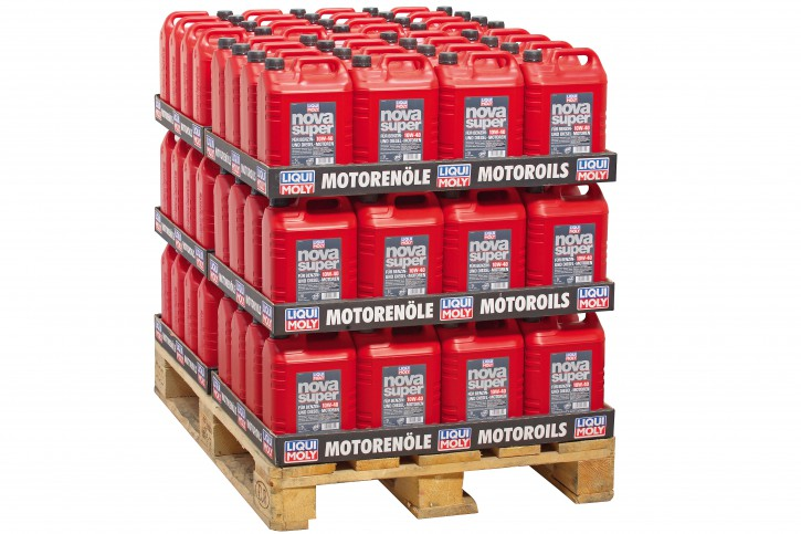 Nova Super 10 W-40 (7351) Liqui Moly 480 l Display 96/5l