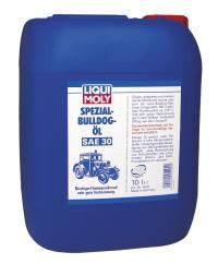 SPEZIAL-BULLDOG-ÖL SAE 30 LIQUI MOLY 10 Liter