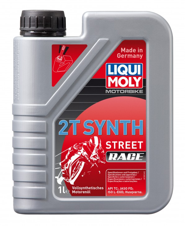 Motorbike 2T Synth Race LIQUI MOLY