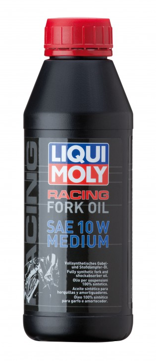 Motorbike Fork Oil 10W Medium LIQUI MOLY