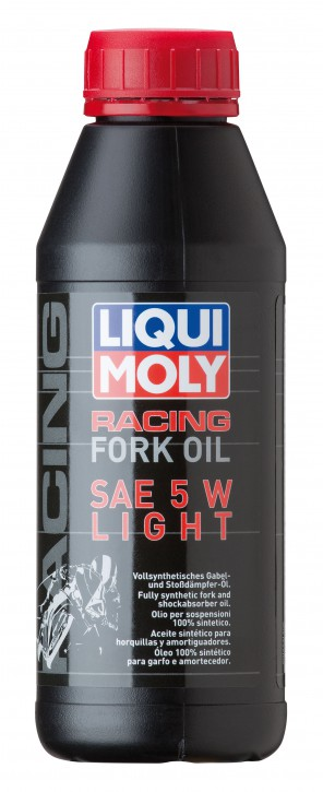 Motorbike Fork Oil 5W Light LIQUI MOLY