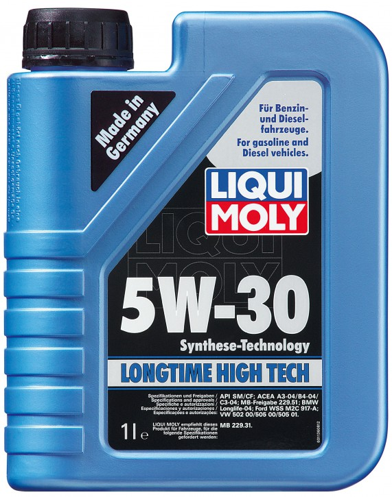 5W-30 LONGTIME HIGH TECH LIQUI MOLY