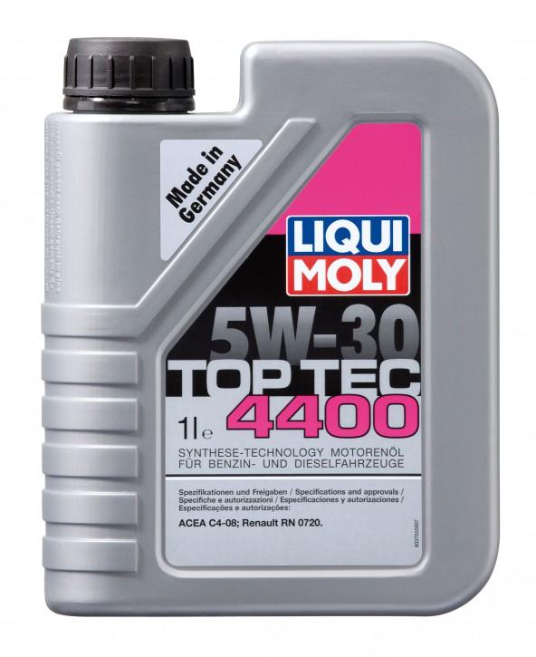5W-30 TOP TEC 4400 LIQUI MOLY