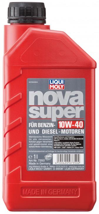 10W-40 NOVA SUPER LIQUI MOLY
