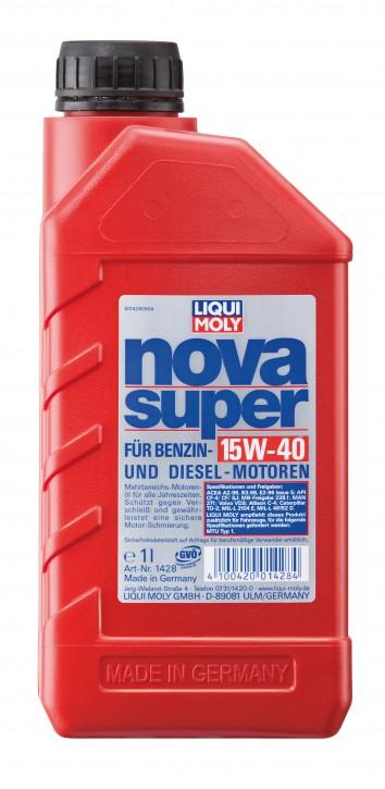 15W-40 NOVA SUPER LIQUI MOLY