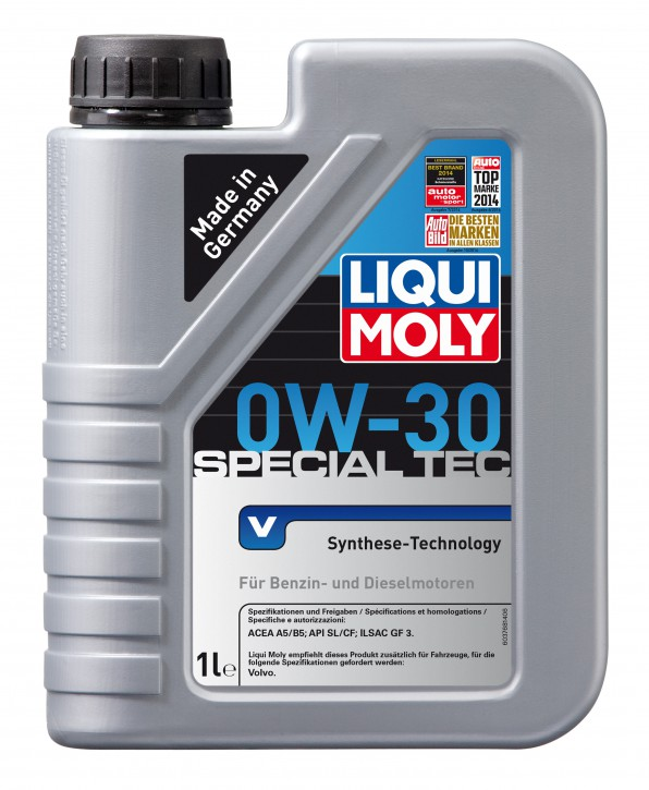 Special Tec V 0W-30 Liqui Moly