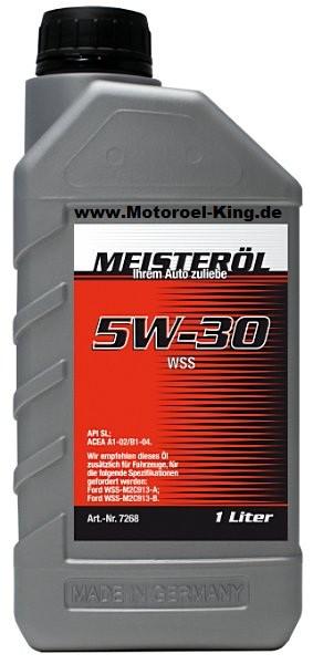 5W-30 MEISTERÖL WSS