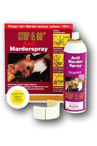 Anti-Marderspray 200ml STOP&GO Marderabwehr