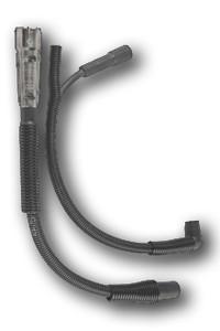 Spezial-Kunststoff-Schutzschlauch 3m STOP&GO Marderabwehr