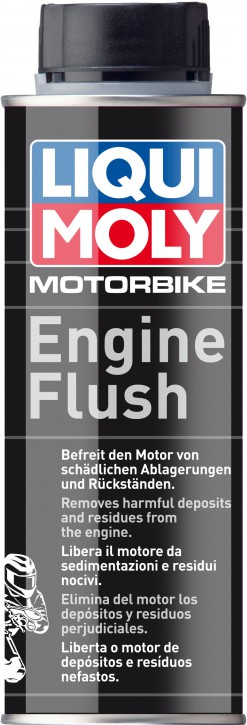 Motorbike Engine Flush Liqui Moly 250 ml