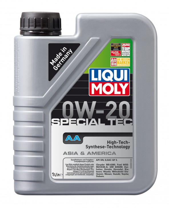 SPECIAL TEC AA SAE 0W-20 Liqui Moly