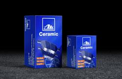 ATE Bremsbeläge Satz Vorne ATE Ceramic 13.0470-2734.2 für MERCEDES