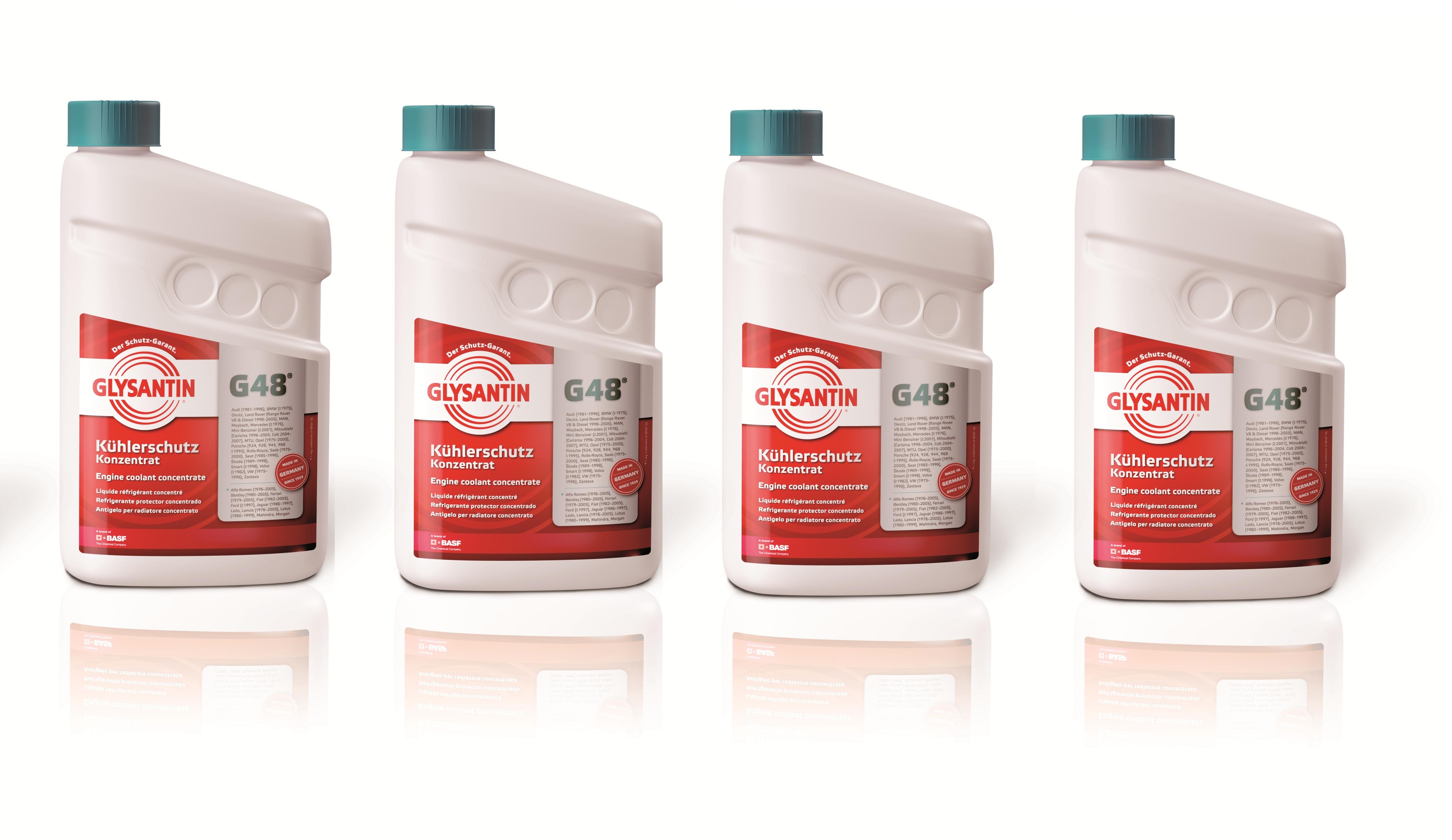 glysantin protect plus g48 6 l k hlerfrostschutz. Black Bedroom Furniture Sets. Home Design Ideas