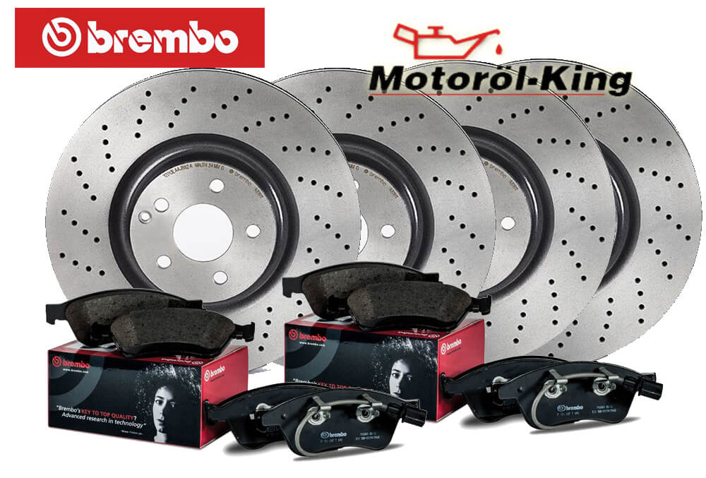 brembo xtra bremsscheiben bel ge opel zafira b vorne 308mm hinten 264mm. Black Bedroom Furniture Sets. Home Design Ideas