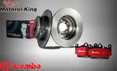 Brembo Bremsen Set - Vorne + Hinten