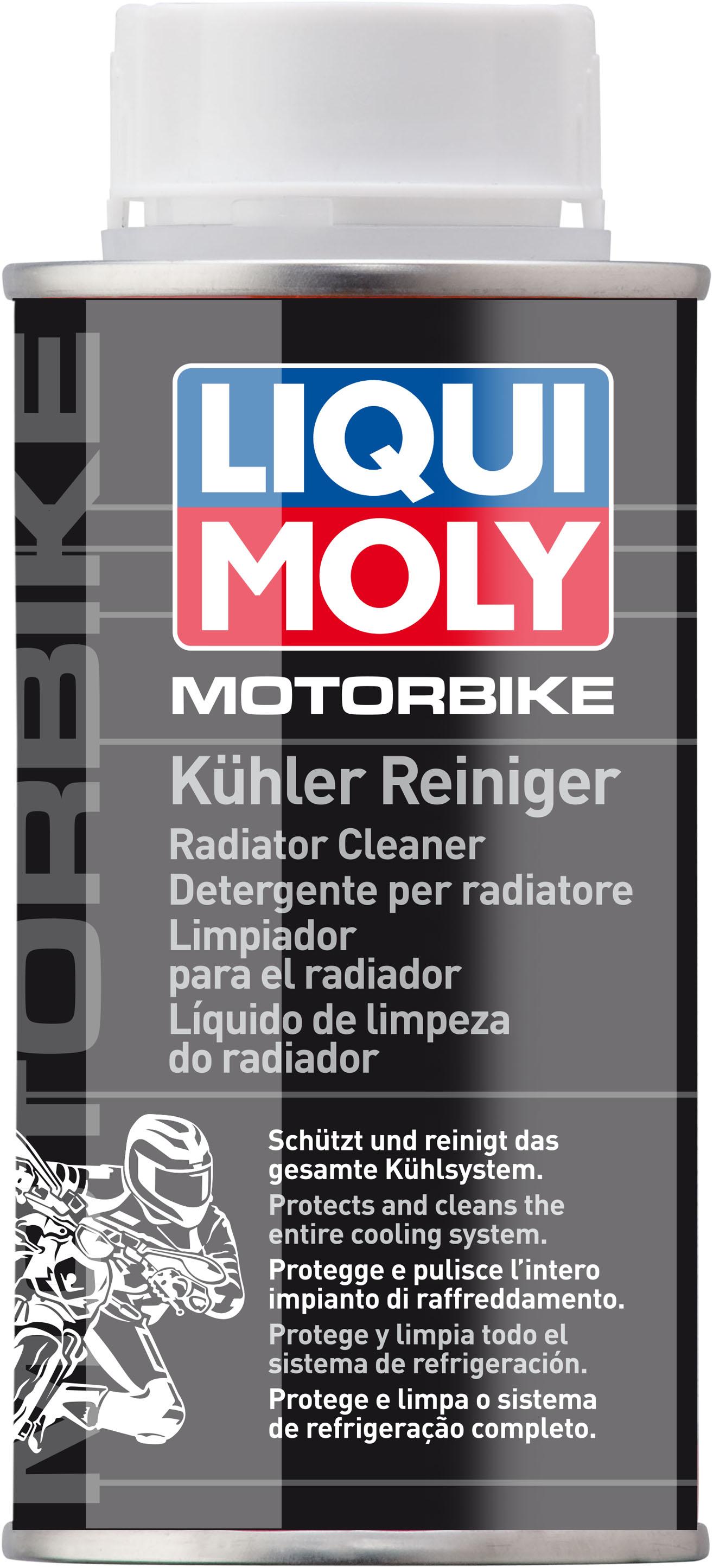 motoroel king liqui moly motorbike k hler reiniger 150 ml. Black Bedroom Furniture Sets. Home Design Ideas