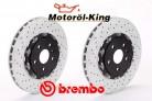BREMBO Bremsscheiben Gelocht AUDI A4 (8EC, B7) RS4 quattro 365MM VORNE