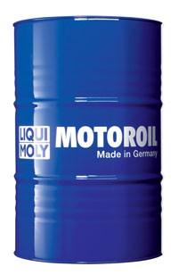 Gasmotorenöl SAE 15W-40  Liqui Moly 205 Liter