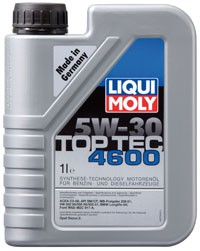 5W-30 TOP TEC 4600 LIQUI MOLY