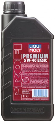 5W-40 PROFI PREMIUM BASIC LIQUI MOLY