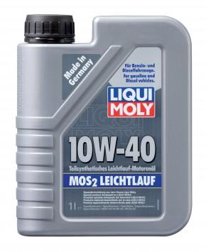 10W-40 MoS2-LEICHTLAUF LIQUI MOLY