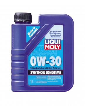 0W-30 SYNTHOIL LONGTIME LIQUI MOLY