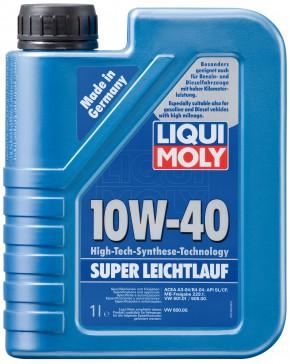 10W-40 SUPER LEICHTLAUF LIQUI MOLY