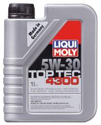 5W-30 TOP TEC 4300 LIQUI MOLY